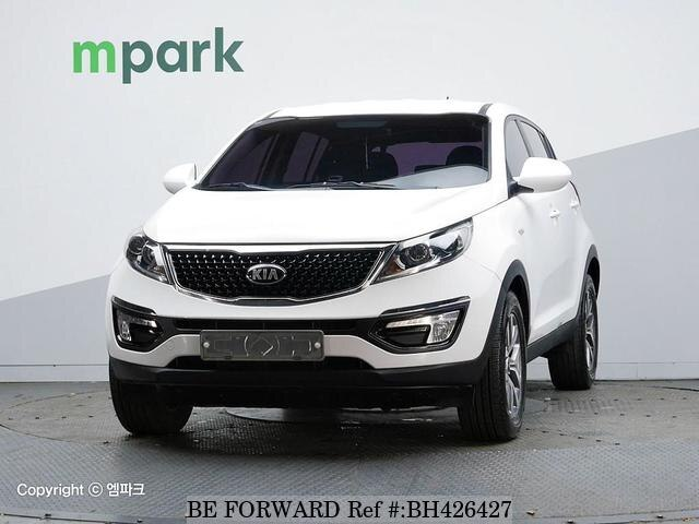 Used 2013 KIA SPORTAGE BH426427 for Sale