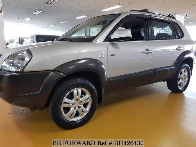 Used 2007 HYUNDAI TUCSON BH426430 for Sale