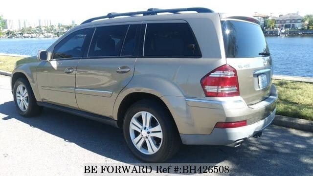 Used 2008 MERCEDES-BENZ GL-CLASS BH426508 for Sale