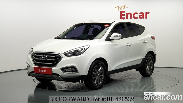 Used 2014 HYUNDAI TUCSON BH426532 for Sale