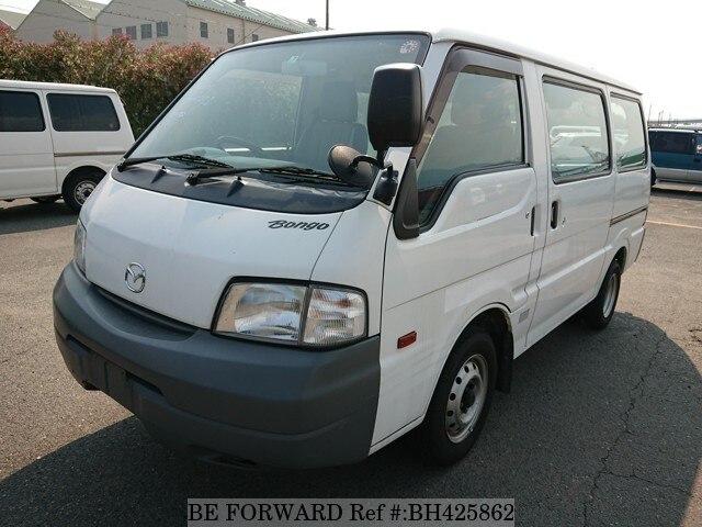 Used 2013 MAZDA BONGO VAN/ABF-SKP2V for Sale BH425862 - BE ...