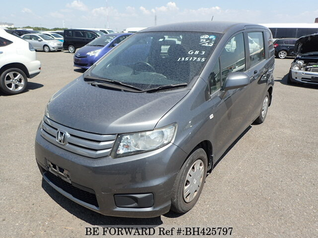 Used 2011 HONDA FREED BH425797 for Sale