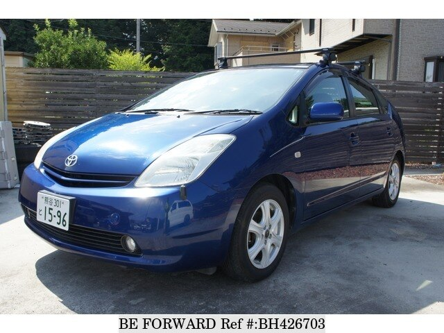 Used 2004 TOYOTA PRIUS BH426703 for Sale