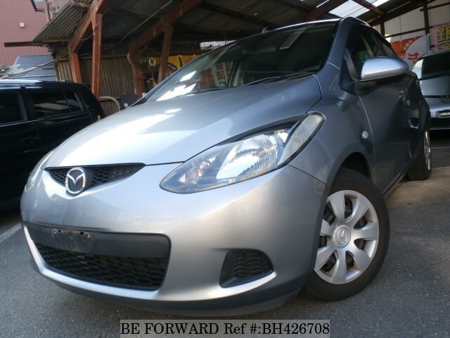Used 2009 MAZDA DEMIO BH426708 for Sale