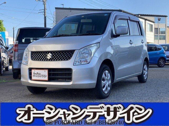 Used 2009 SUZUKI WAGON R BH426740 for Sale
