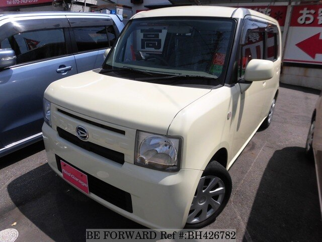 Used 2011 DAIHATSU MOVE CONTE BH426782 for Sale