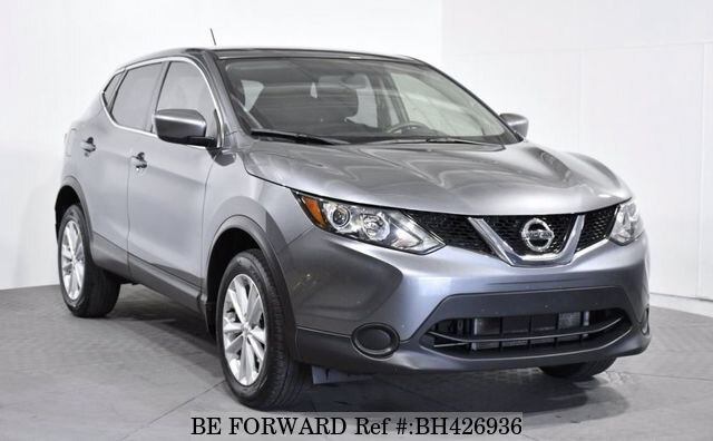 Used 2017 NISSAN ROGUE BH426936 for Sale