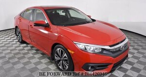 Used 2016 HONDA CIVIC BH426946 for Sale