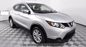 Used 2017 NISSAN ROGUE BH426991 for Sale