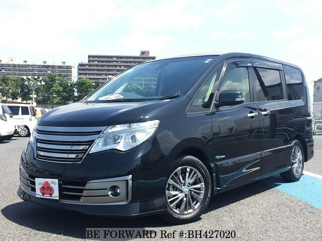 Used 2015 NISSAN SERENA BH427020 for Sale