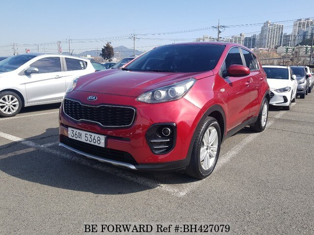 Used 2016 KIA SPORTAGE BH427079 for Sale