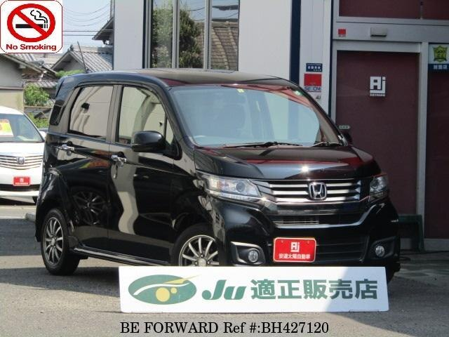 Used 2015 HONDA N-WGN BH427120 for Sale