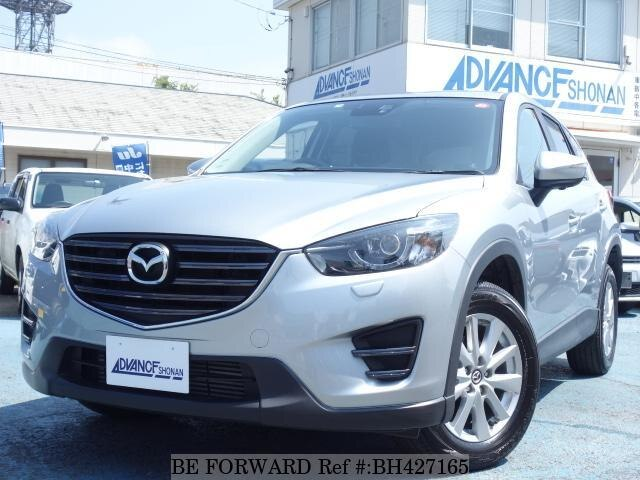 Used 2015 MAZDA CX-5 BH427165 for Sale
