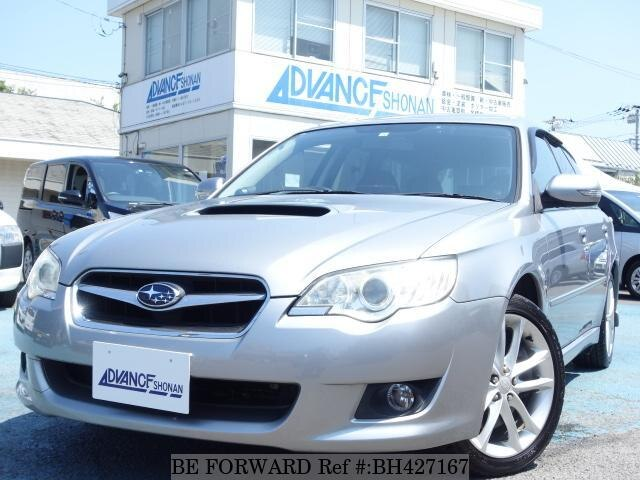 Used 2007 SUBARU LEGACY TOURING WAGON BH427167 for Sale