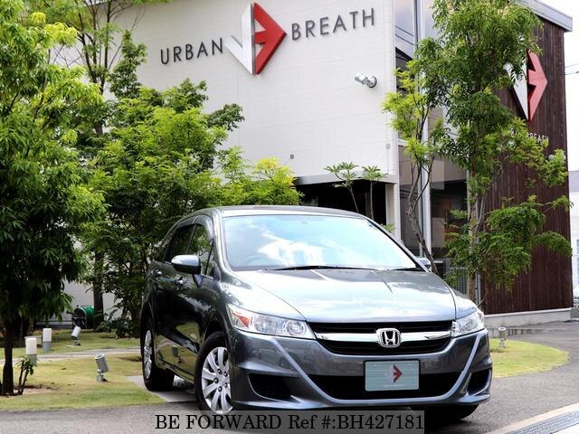 Used 2009 HONDA STREAM BH427181 for Sale