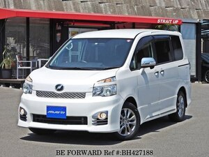 Used 2012 TOYOTA VOXY BH427188 for Sale