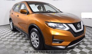 Used 2017 NISSAN ROGUE BH427249 for Sale