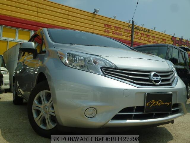 Used 2014 NISSAN NOTE BH427298 for Sale
