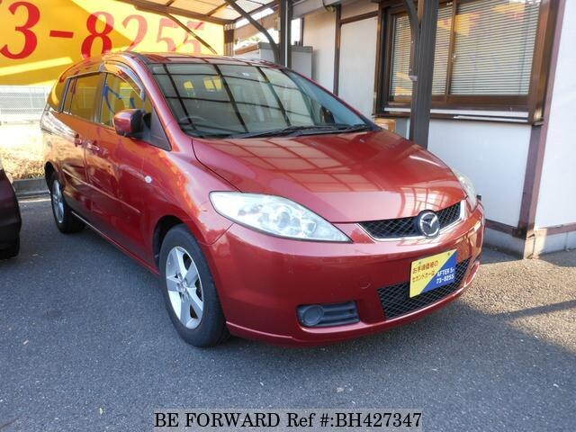 Used 2005 MAZDA PREMACY BH427347 for Sale