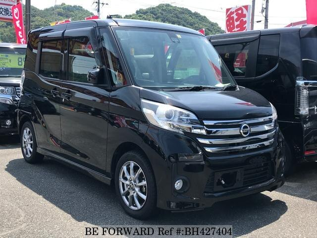 Used 2015 NISSAN DAYZ ROOX BH427404 for Sale
