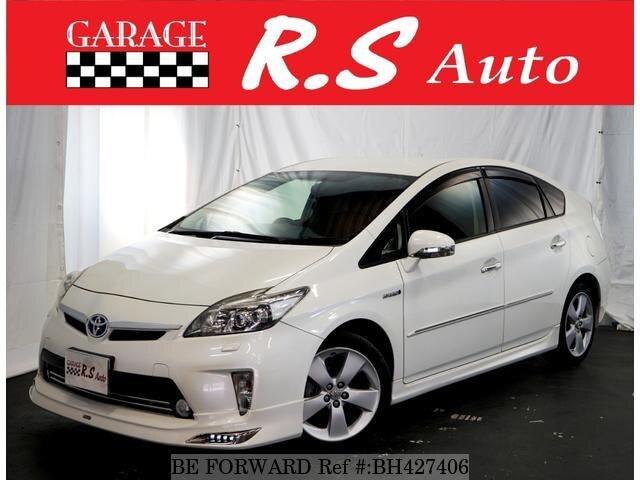 Used 2013 TOYOTA PRIUS BH427406 for Sale