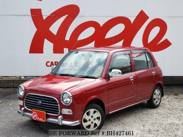 Used 2002 DAIHATSU MIRAGINO BH427461 for Sale