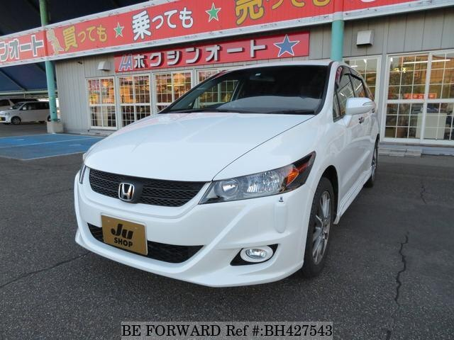 Used 2014 HONDA STREAM BH427543 for Sale