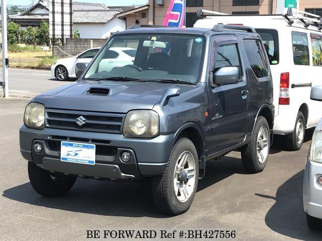 Used 2005 SUZUKI JIMNY BH427556 for Sale