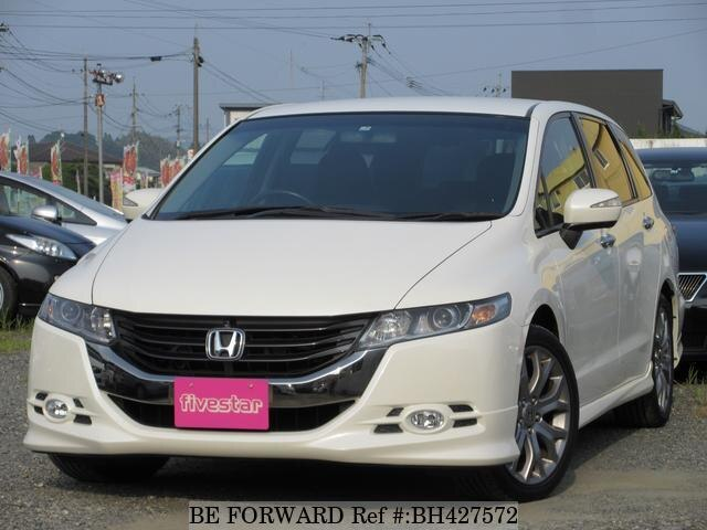 Used 2009 HONDA ODYSSEY BH427572 for Sale