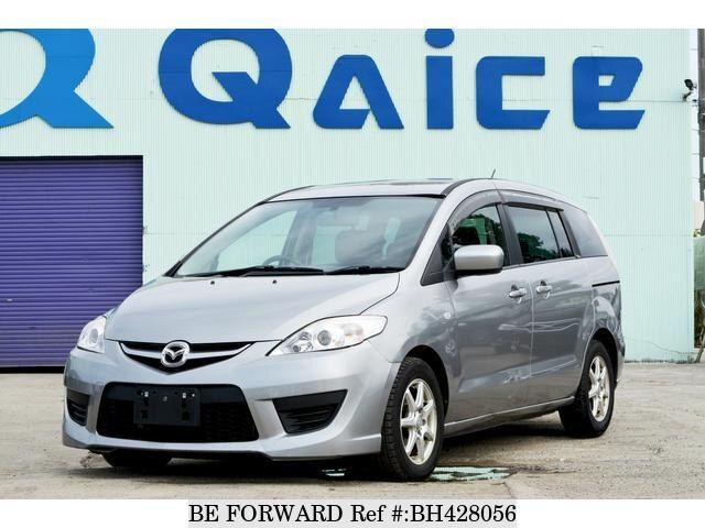 Used 2010 MAZDA PREMACY BH428056 for Sale