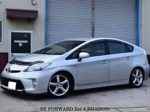 Used 2012 TOYOTA PRIUS BH428099 for Sale