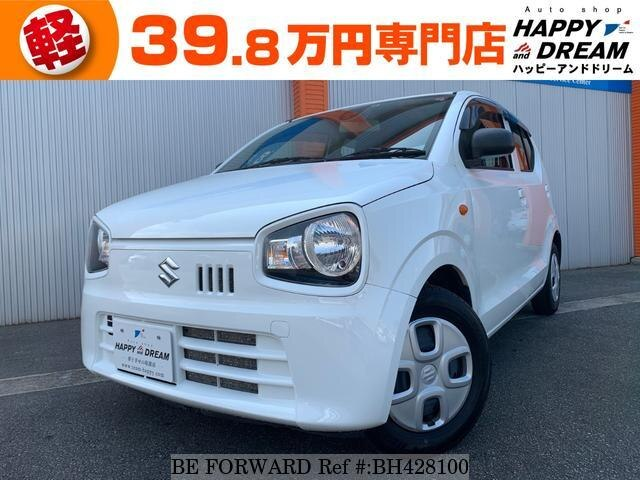 Used 2017 SUZUKI ALTO BH428100 for Sale