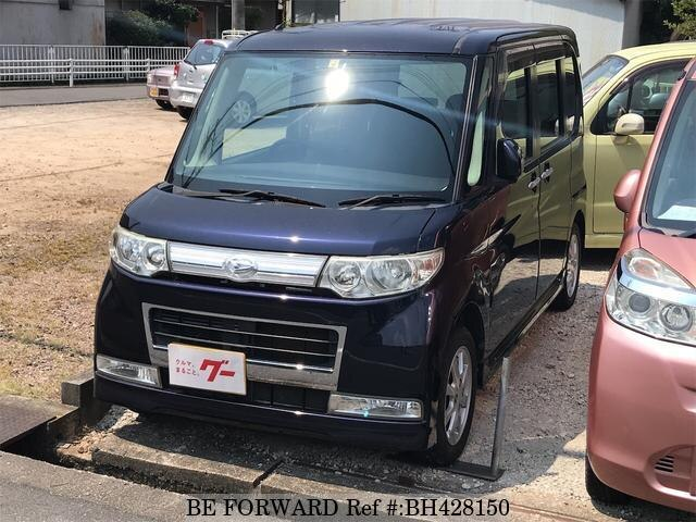 Used 2008 DAIHATSU TANTO BH428150 for Sale