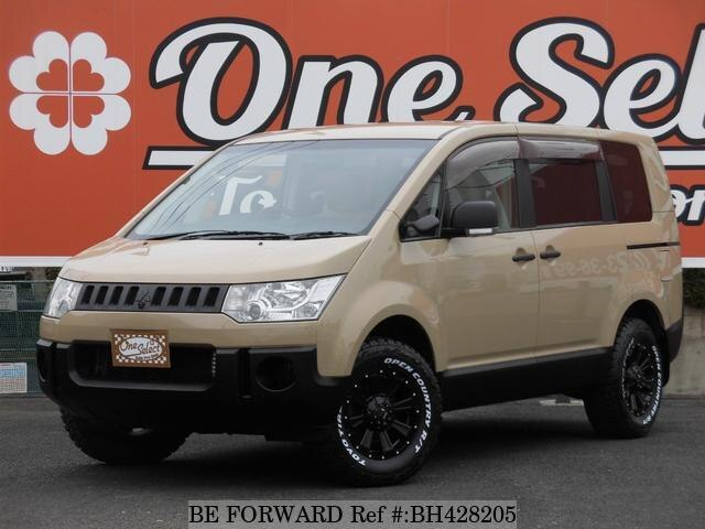 Used 2007 MITSUBISHI DELICA D5 BH428205 for Sale