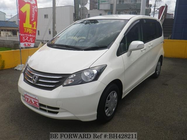 Used 2009 HONDA FREED BH428211 for Sale