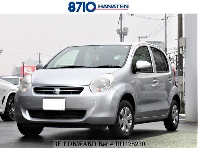 Used 2014 TOYOTA PASSO BH428230 for Sale