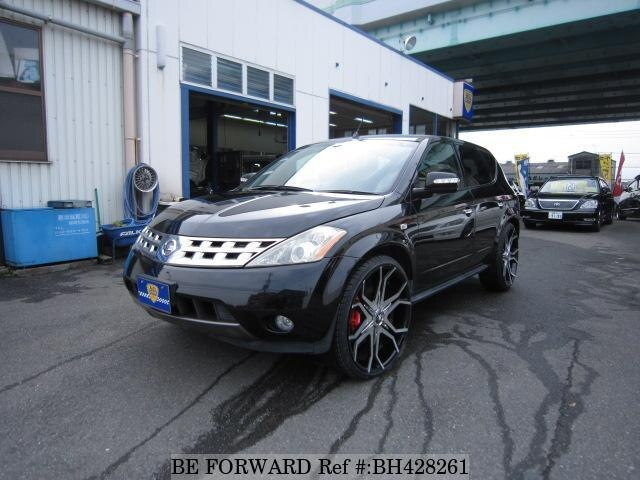 Used 2008 NISSAN MURANO BH428261 for Sale