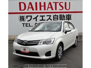 Used 2014 TOYOTA COROLLA AXIO BH428280 for Sale