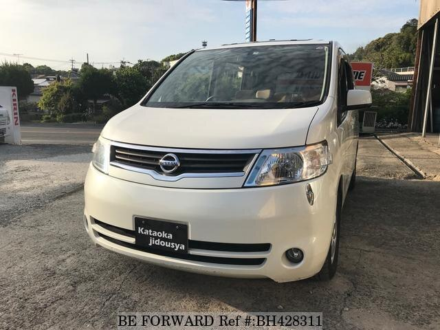 Used 2005 NISSAN SERENA BH428311 for Sale