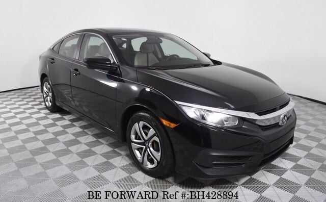 Used 2017 HONDA CIVIC BH428894 for Sale