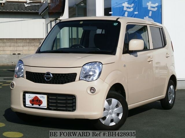 Used 2013 NISSAN MOCO BH428935 for Sale