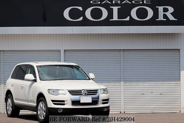 Used 2009 VOLKSWAGEN TOUAREG BH429004 for Sale