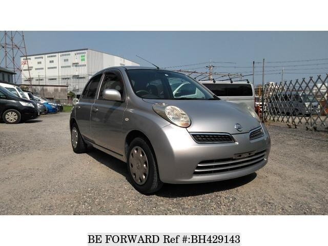 Used 2009 NISSAN MARCH BH429143 for Sale