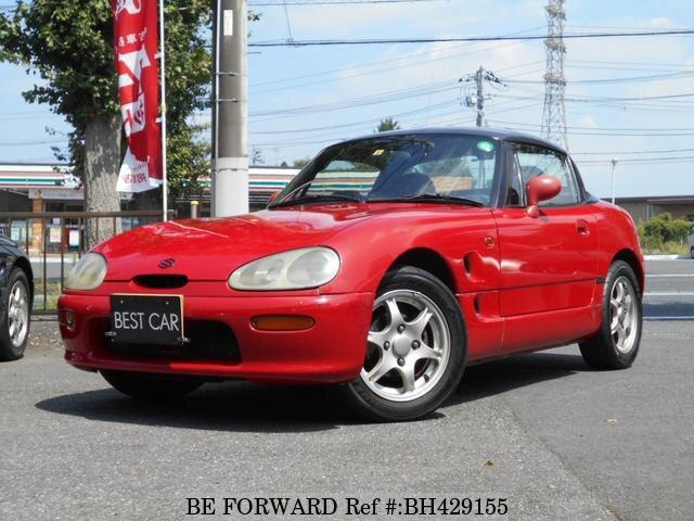 Used 1995 SUZUKI CAPPUCCINO BH429155 for Sale