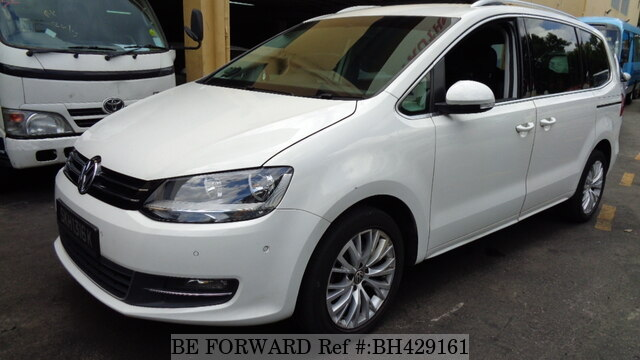 Used 2012 VOLKSWAGEN SHARAN BH429161 for Sale