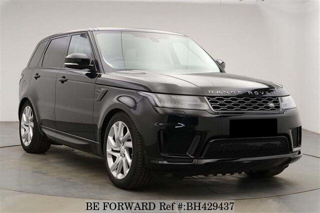 Used 2019 Land Rover Range Rover Sport 3 0 Sdv6 Hse 7 Seats For Sale Bh429437 Be Forward