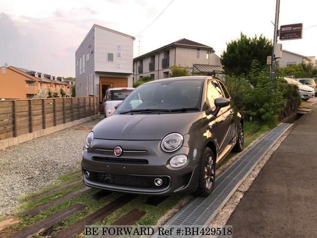 Used 2016 FIAT 500 BH429518 for Sale