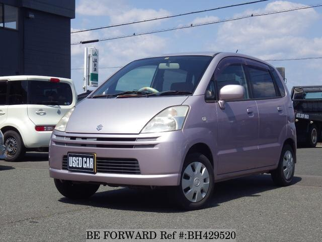 Used 2004 SUZUKI MR WAGON BH429520 for Sale