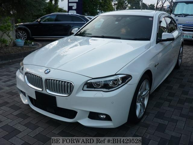Used 2014 BMW 5 SERIES BH429528 for Sale