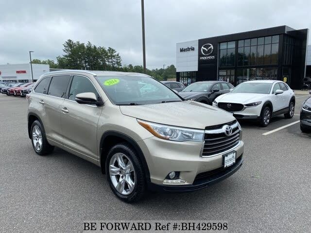 Used 2014 TOYOTA HIGHLANDER BH429598 for Sale